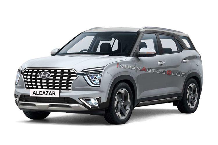 Ilustrasi Hyundai Alcaraz
