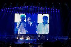 Yesung dan Ryeowook Super Junior Bikin Trio dengan Rossa di Super Show 7S