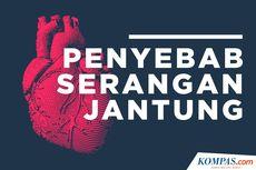 INFOGRAFIK: Penyebab Serangan Jantung