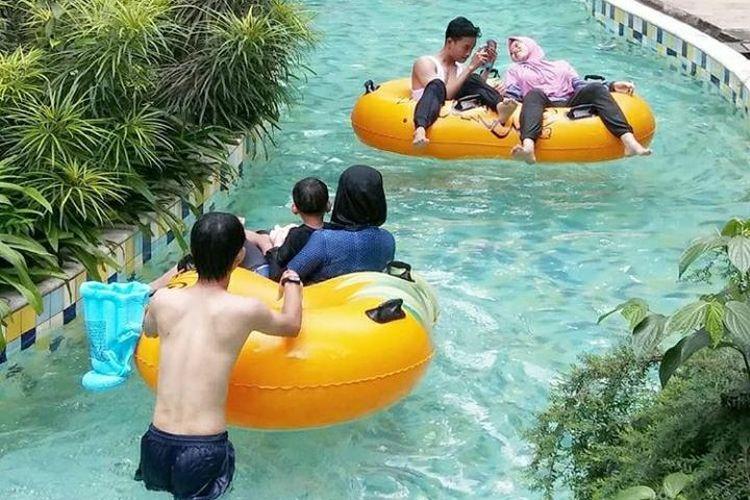 Ilustrasi The Jungle Waterpark Bogor.