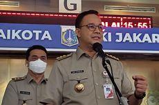 Momen Anies Marah, dari Anggaran Alat Tulis Rp 1,6 Triliun hingga Toa untuk Peringatan Dini Banjir Jakarta
