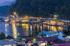 Kampung Warna-Warni Tigarihit, Tempat Wisata Baru di Danau Toba