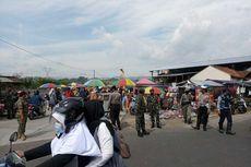 Satpol PP Sumedang Bubarkan Acara Dangdutan dan Pasar Tumpah di Tol Cisumdawu