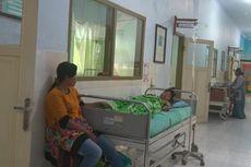 Ruangan Penuh, Pasien DBD Dirawat di Lorong RSUD Trenggalek
