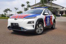 Patwal Jawa Barat Pakai Hyundai Kona Electric