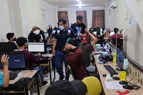 Penggerebekan Ruko Pinjol di Cengkareng Berujung 6 Orang Jadi Tersangka