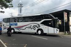 Bus Baru PO Tentrem Pakai Bodi Avante H7 untuk Bus AKDP