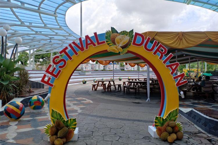 Festival Durian Bandara Soekarno Hatta
