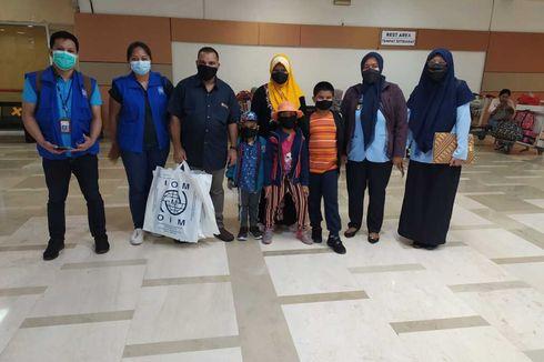 7 Tahun Tinggal di Makassar, Satu Keluarga Pengungsi Rohingya Resmi Jadi Warga AS