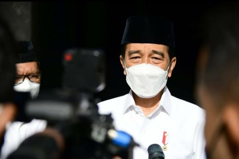 Jokowi Kenang Artidjo Alkostar: Rajin, Jujur, Punya Integritas Tinggi