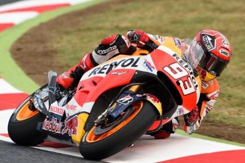 Marquez dan Knalpot Baru di Catalunya