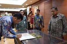 Penantian Panjang, BP Batam Akhirnya Resmi Dipimpin Walikota