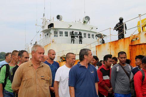 Diduga Akan Mencuri Ikan di Perairan Aceh, Kapal Asing Buronan Interpol Ditangkap
