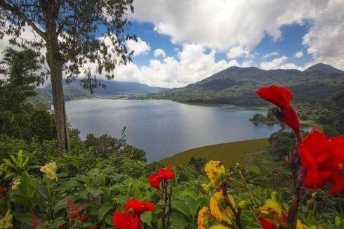Danau Buyan dan Tamblingan di Bali Alami Penyurutan Air, Apa Penyebabnya?