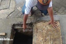 Jasad Kakek Membusuk dalam Gorong-gorong, Warga: Dikira Kasur, Ternyata Mayat
