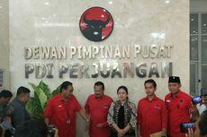 Jokowi Bertemu FX Rudy Sebelum Fit and Proper Test Pilkada Solo, Puan: Silaturahim Biasa