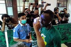 Irfan Jaya Apresiasi Langkah Persebaya Cegah Penyebaran Virus Corona
