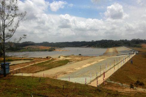 Dari Bendungan Teritip, Balikpapan Berharap Bebas Krisis Air