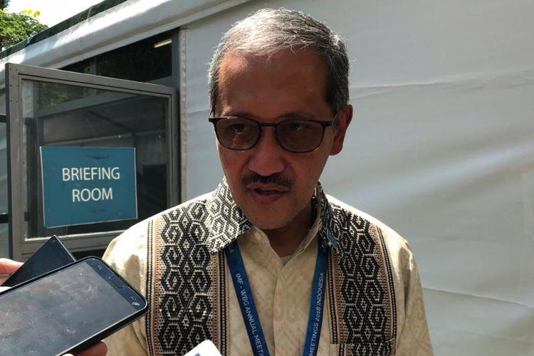 Deputi Gubernur Bank Indonesia Dody Budi Waluyo