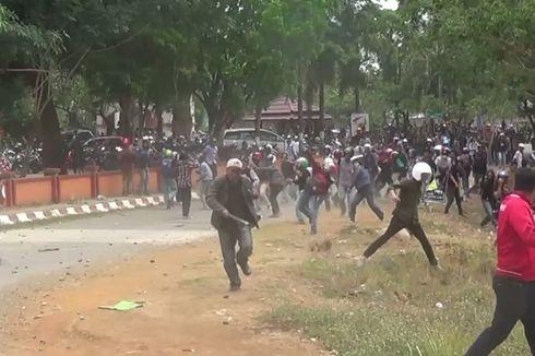 Perkuliahan UIN Alauddin Makassar Diliburkan Pasca-tawuran Ratusan Mahasiswa