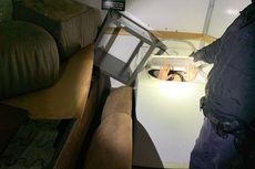 Diselundupkan ke AS, Warga China Dimasukkan Dalam Mesin Cuci