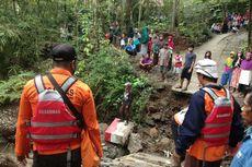 Jembatan di Kebumen Runtuh, Sutiem Hilang Terbawa Arus Sungai