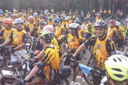 Ini Rute Perjalanan Rombongan Jambore Sepeda Kompas