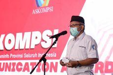 Dapat Penghargaan Communication Award, Gubernur Babel Nyatakan Dukungan kepada Askompsi