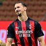 Gagal pada Laga Milan Vs Verona, Ibrahimovic Tak Mau Ambil Penalti Lagi