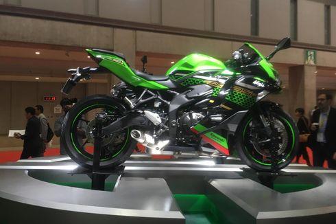Intip Spesifikasi Kawasaki Ninja 250 4 Silinder