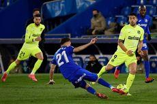 Getafe Vs Atletico Madrid - Ditahan 10 Pemain, Luis Suarez dkk Gagal Jauhi Real Madrid dan Barcelona