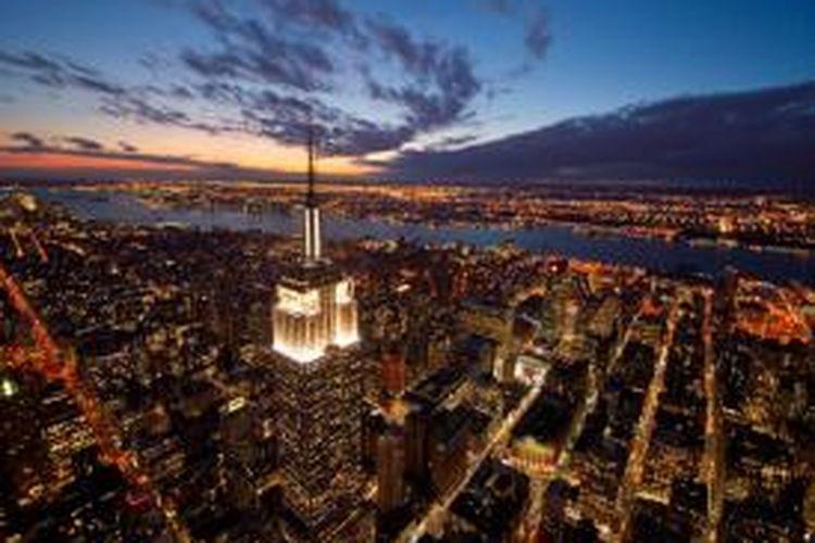 Empire State Building merupakan salah satu portofolio yang ditawarkan kepada publik.