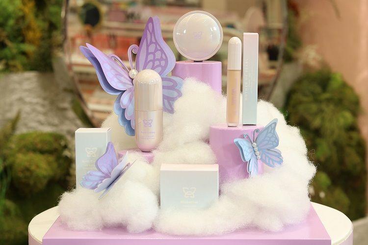 Mother of Pearl, brand make up milik Tasya Farasya yang sediakan tiga produk base complexion
