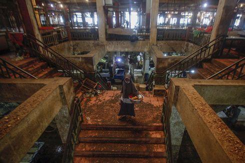 Pasien dari Klaster Pasar Cileungsi Bertambah, Pedagang Mulai Mau Dites