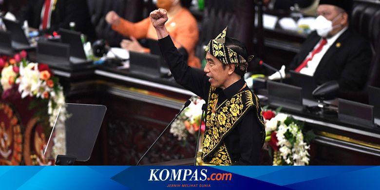 Rangkuman Pidato Jokowi: Dari Membajak Krisis hing