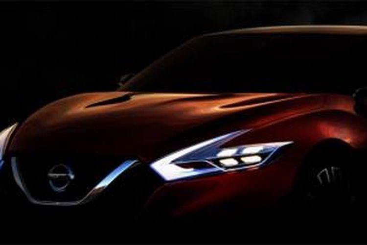 Nissan Sedan Sport Concept