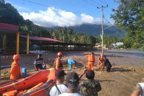 Banjir Bandang Luapan Sungai Bone Rendam Sejumlah Daerah di Gorontalo