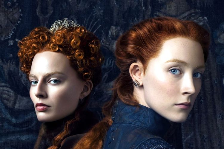 Poster film Mary Queen of Scots (2018)