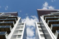 Di Jakarta, 21.501 Unit Apartemen Tak Terjual