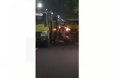 Video Viral Lagi, Pemprov DKI Pastikan Sabotase Banjir di Jalan Kramat Raya Itu Hoaks