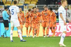 Hasil Dynamo Kiev Vs Juventus - Morata Moncer, Debut Pirlo Sempurna