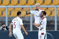 Lecce Vs Milan, Atensi untuk Empat Pemain I Rossoneri