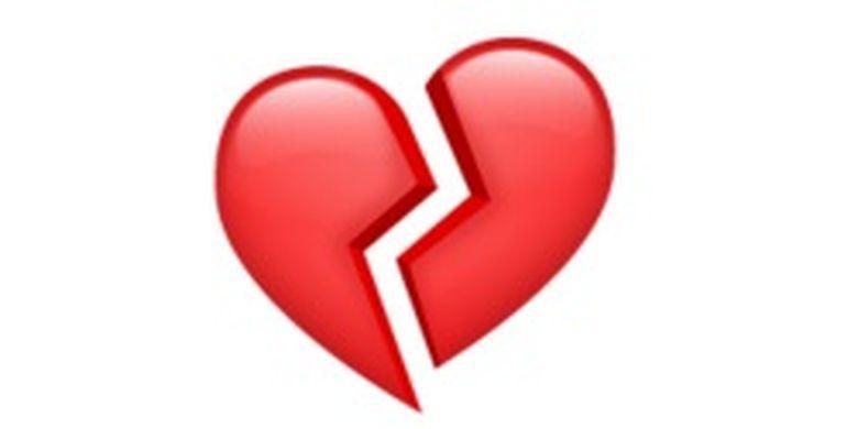 Emoji Broken Heart