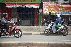 Alasan Motor Dilarang Melintas di Jalan Perimeter Selatan