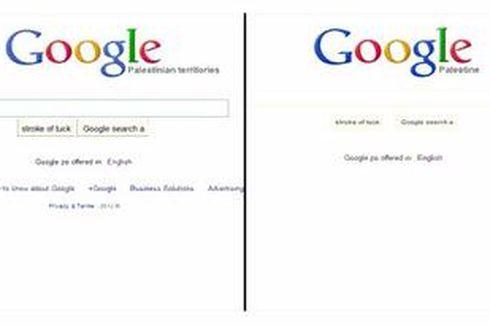 Google Gunakan Kata 'Palestina'