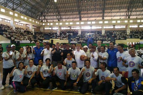 Guru Olahraga di Bali Mendapat Pelatihan dari Junior NBA Coaches Academy