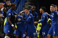 Chelsea Vs Burnley, Hudson-Odoi Pecah Telur, The Blues Menang Telak