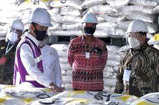 Kunker ke Sulawesi Tenggara, Jokowi Resmikan Pabrik Gula di Bombana