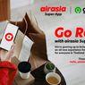 AirAsia Akusisi  Bisnis Gojek di Thailand