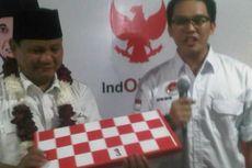 Catur Merah Putih Untuk Prabowo Subianto